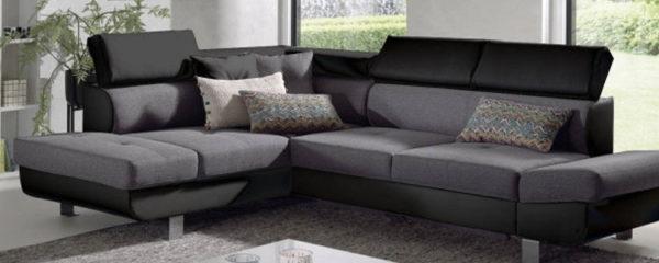 Un canapé confortable